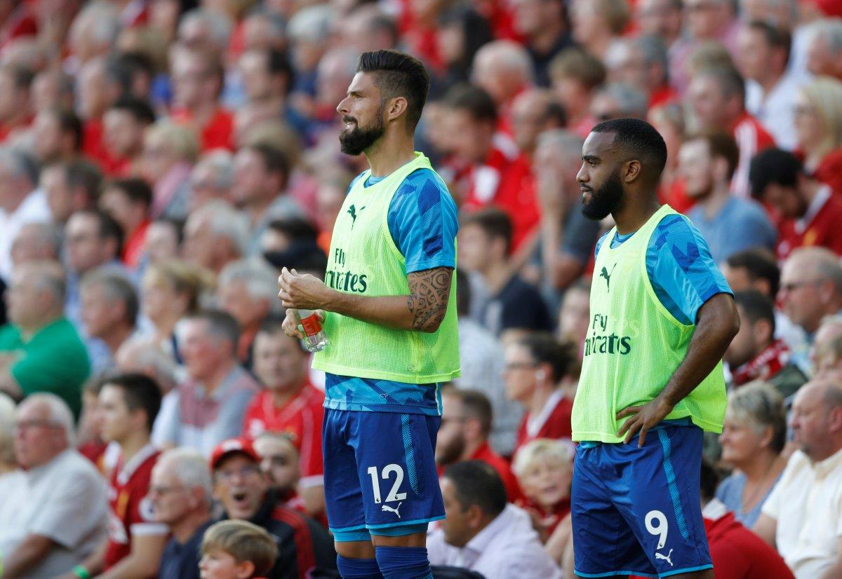 FOOTBALL : Premier League - Liverpool vs Arsenal - 27/08/2017